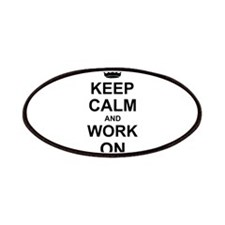 Keep Calm and Work on Patches