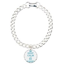 Keep Calm and Be Yourself Bracelet