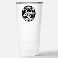 Zombie Whisperer 4ab Stainless Steel Travel Mug