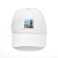 Zen Stone Tower Baseball Cap