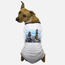 Zen rock Towers Dog T-Shirt