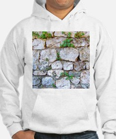 Stone wall graphic Jumper Hoody