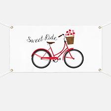 Sweet Ride Banner