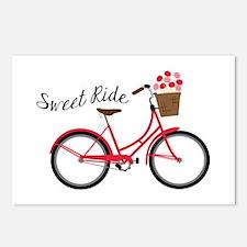Sweet Ride Postcards (Package of 8)