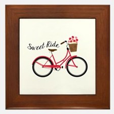 Sweet Ride Framed Tile