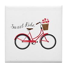 Sweet Ride Tile Coaster