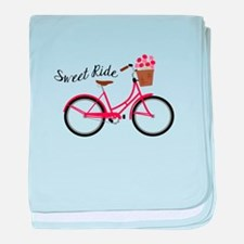 Sweet Ride baby blanket