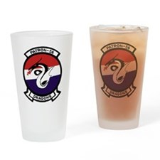 VP 56 Dragons Drinking Glass