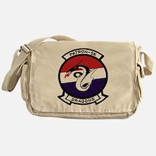 VP 56 Dragons Messenger Bag