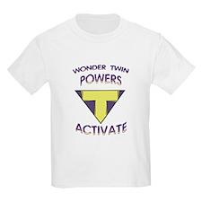 Wonder Twin T T-Shirt