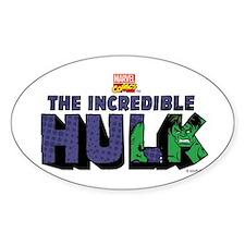 The Incredible Hulk Decal