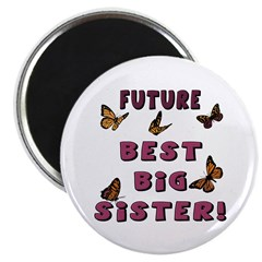 Future Best Big Sister! Magnet