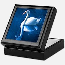 The Swan Keepsake Box