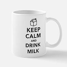 Keep calm and drink Milk Mug