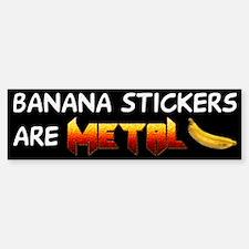 Banana Bumper Bumper Stickers 2.0 Bumper Bumper Bumper Sticker