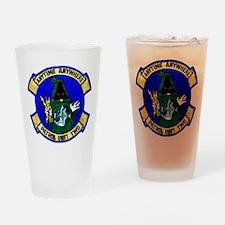VPU 2 Wizards Drinking Glass