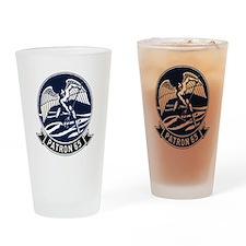 VP 65 Tridents Drinking Glass