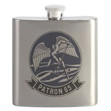 VP 65 Tridents Flask