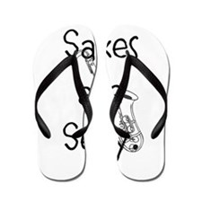Saxes are Sexy Flip Flops
