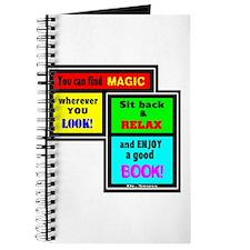 Kids/Enjoy A Good Book-Dr. Seuss-t-shirt Journal