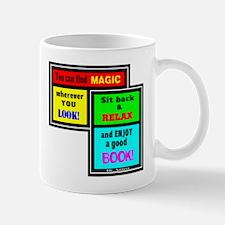 Kids/Enjoy A Good Book-Dr. Seuss-t-shirt Mugs