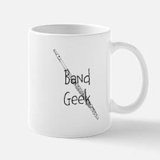 Band Geek Flute Mugs