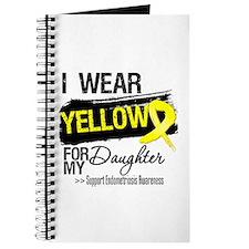 Daughter Endometriosis Ribbon Journal