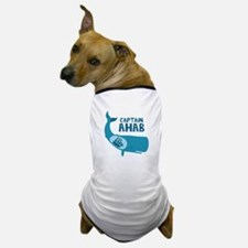 Captain Ahab Dog T-Shirt