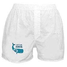 Captain Ahab Boxer Shorts