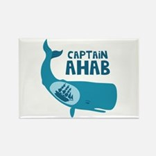 Captain Ahab Magnets