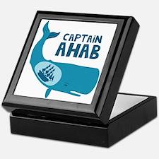 Captain Ahab Keepsake Box
