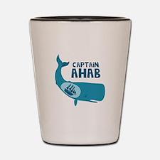 Captain Ahab Shot Glass
