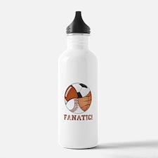 Sports Fanatic Water Bottle