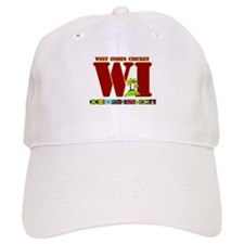 West Indies Cricket Baseball Cap