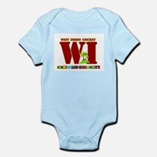 West Indies Cricket Infant Bodysuit
