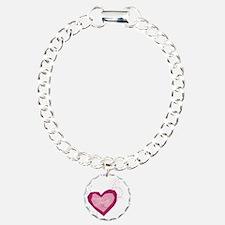 Romeo and Juliette Heart Bracelet