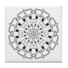 Cool Zia Tile Coaster