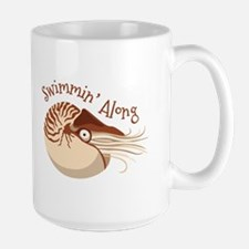 Swimmin Along Mugs