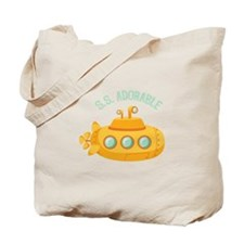 S.S. Adorable Tote Bag