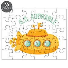 S.S. Adorable Puzzle