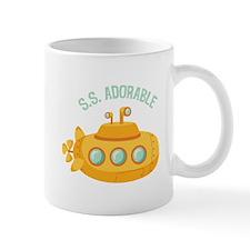 S.S. Adorable Mugs