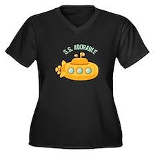 S.S. Adorable Plus Size T-Shirt