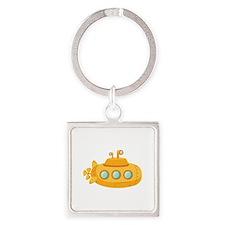 Submarine Keychains