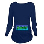 Baby Bump Long Sleeve Maternity T-Shirt