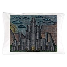 Fortress on the Plateau Pillow Case