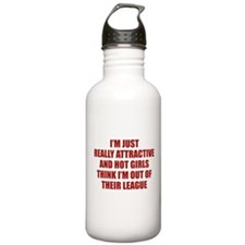 I'm Just Really Attractive Water Bottle