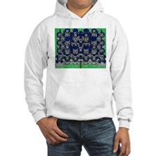 White Wall Castle Hoodie