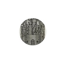 Crumbling Castle Two Mini Button (10 pack)