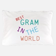 Gram Pillow Case