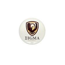 Sigma esports Mini Button (10 pack)